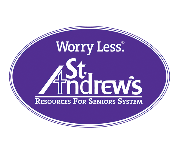 Worry Less St. Andrew's Logo
